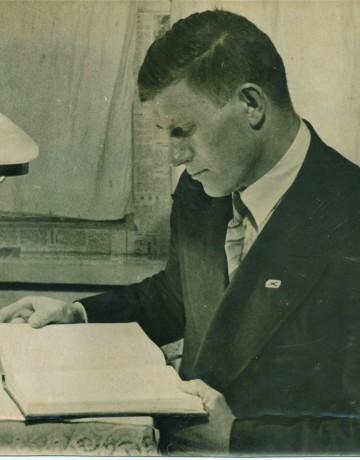 Алексеев Егор Семенович