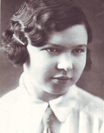 Алексеева (Радионова) Анна Петровна