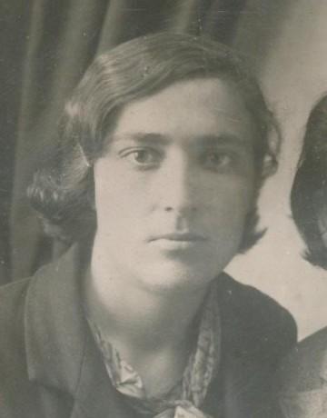 Глинина (Пятак) Екатерина Степановна
