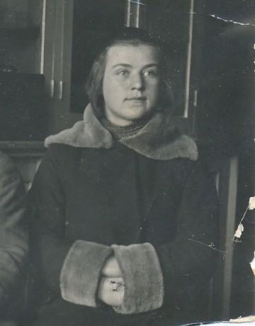 Свиридова Клавдия Ильинична