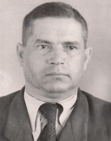 Волгин Иван Семёнович. 1950-е г.г.