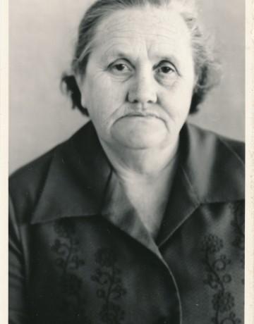 Ермакова Нина Фёдоровна