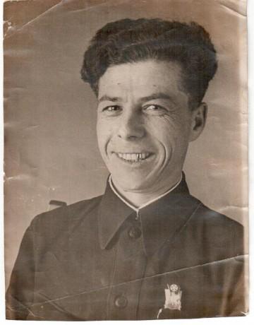 Афанасьев Александр Ильич. 1941 г.