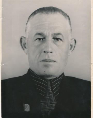Ткачёв Иван Григорьевич