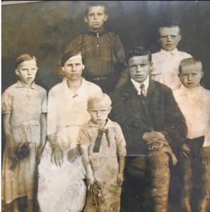 Семья Лисовского Франца Ивановича