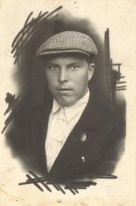 КП ОФ-6082 Панин И.В. Портрет Авсиевича Егора Александровича.11.09.1932