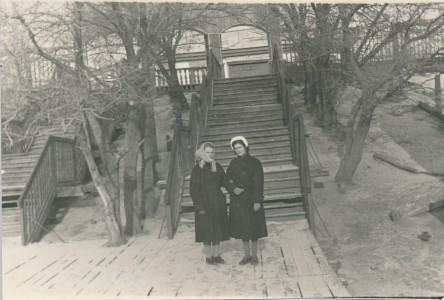 Хетагуровка Кузовкина К.И. Начало 1950-х гг.