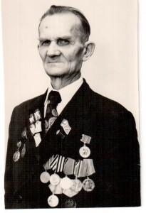 Бублик Александр Фёдорович. 1981 г.