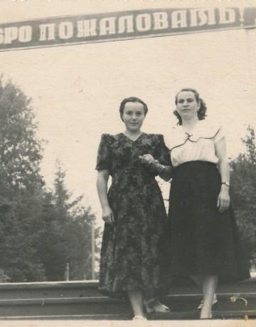 Ельчанинова (Лебедева) Александра Никандровна