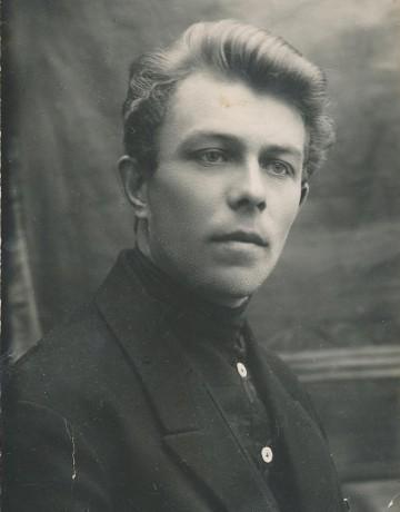 Скляренко Михаил Максимович. Нач. 1930-х гг.